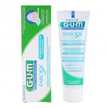 Зубная паста Gum Paroex DAILY PREVENTION, 0.06%, 75 мл