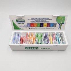 Набір міжзубних щіток GUM Travler для дантистів