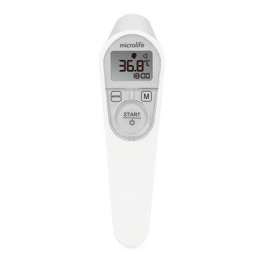 Термометр медицинский електронний инфракрасный лобный Microlife NC 200