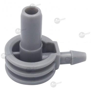 Коннектор VEGA, L-образный к вимирювачив артериального давления, (серый)
