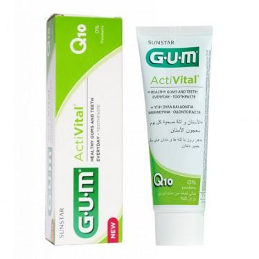 Зубная паста GUM ActiVital, 75мл