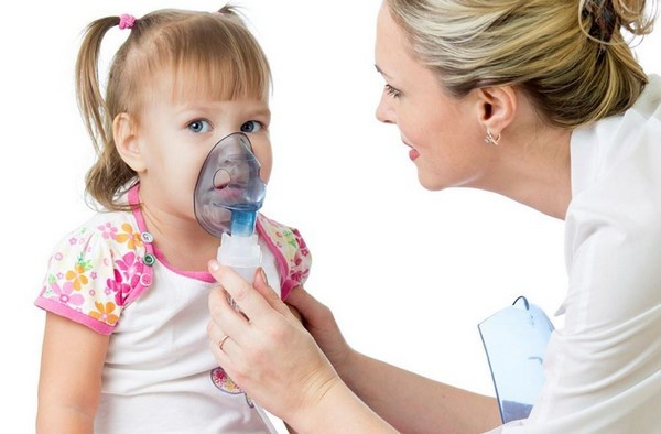 ингаляция ребёнка